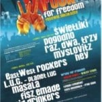 wRock for freedom 2009
