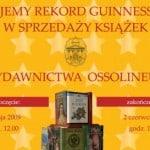Ossolineum bijemy rekord Guinessa w sprzedazy ksiazek