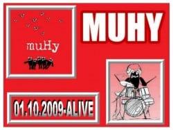 muHy wystąpią w klubie Alive