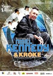 nigel kennedy & kroke wystąpią na ethno jazz festival 2009