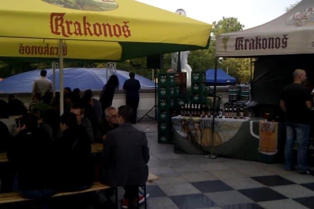 Krakonos i inne - festiwal dobrego piwa w Leśnicy