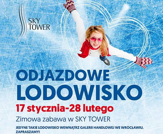 lodowisko sky tower lodowiska wroclaw godziny otwarcia cennik