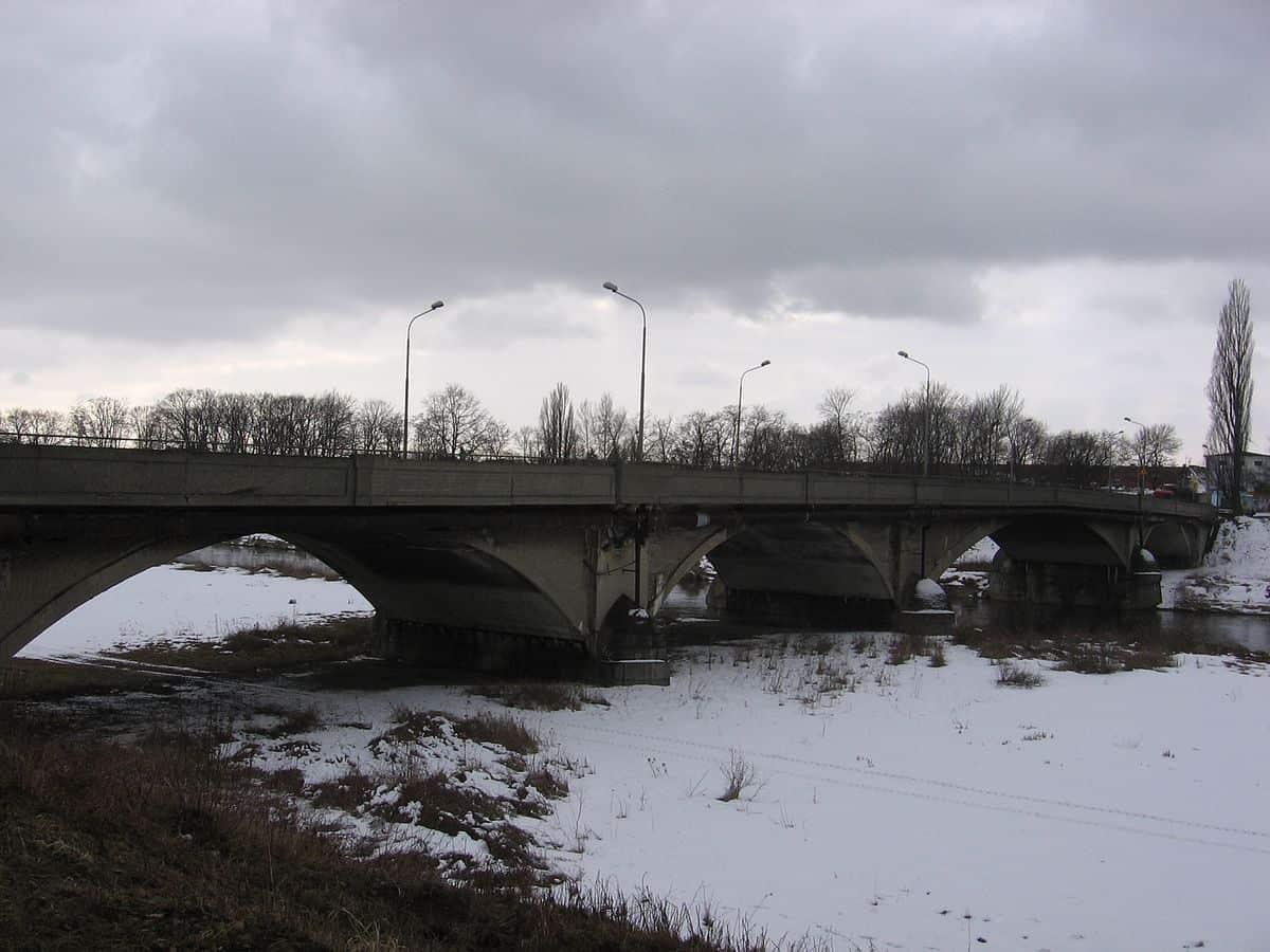 Mosty chrobrego swojszyce-sępolno/ Fot. By Julo/praca własna Domena publiczna,