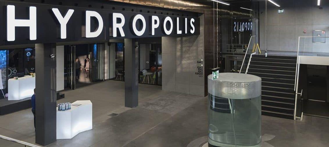 atrakcje hydropolis we wroclawiu centrum edukacjii woda bilety otwarcie
