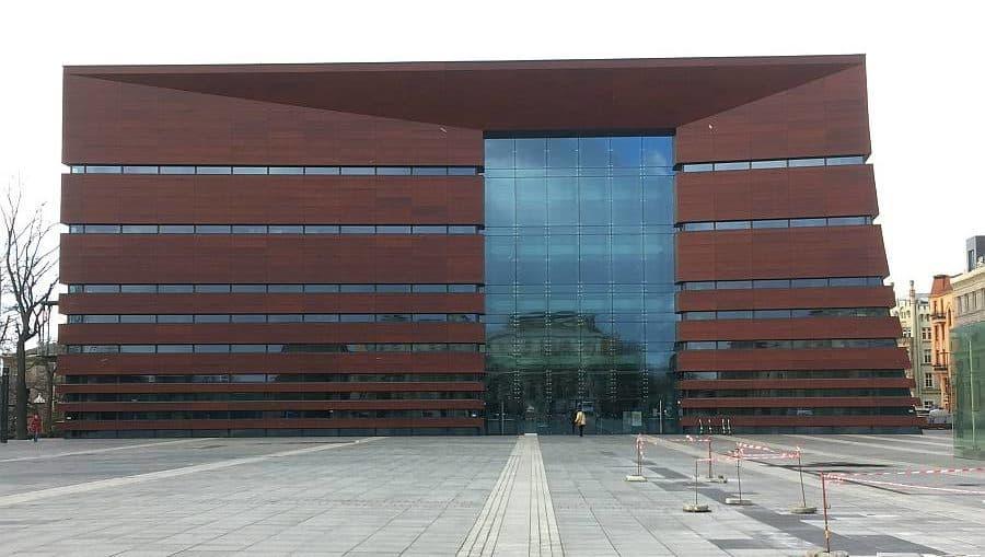 narodowe forum muzyki we Wrocławiu - parking, dojazd, bilety na koncerty w nfm