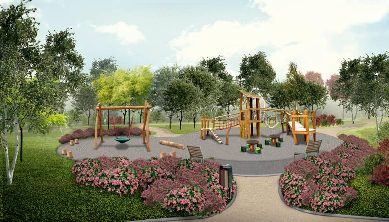 zielen miejska park wojszycki realizacja kiedy otwarcie 2019 2020