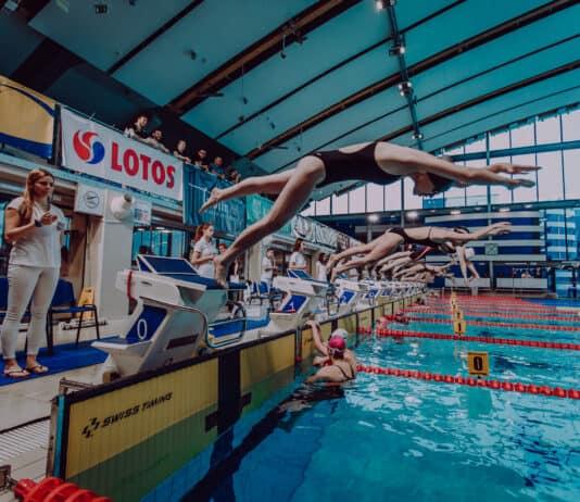 Akademickie mistrzostwa polski w pływaniu